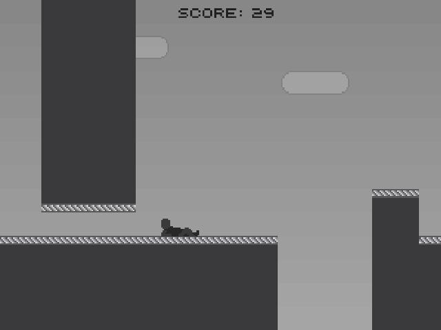 8 Bit Runner screenshot