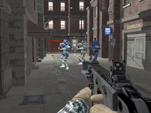 Alien Attack 4 Freeware