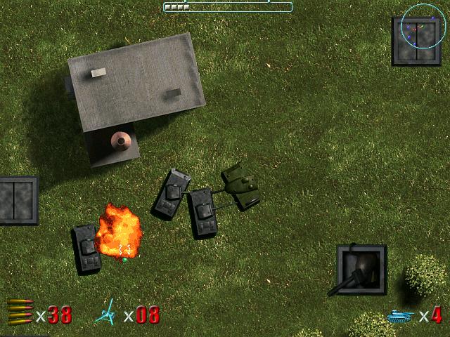 Black Eagle screenshot