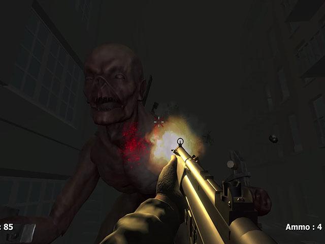 Dark District screenshot