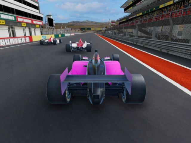 F1 Racer screenshot