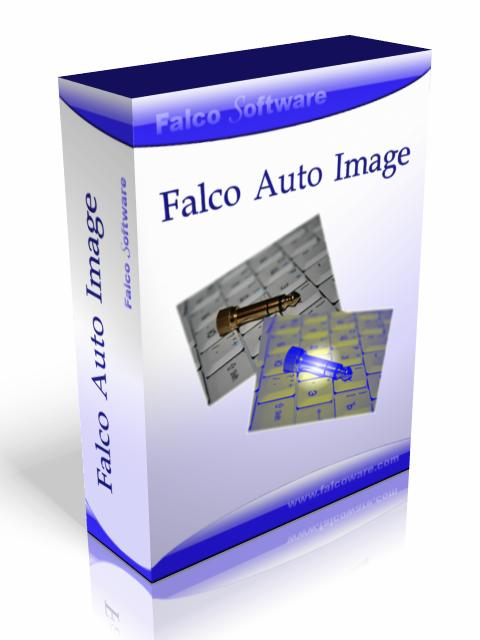 Falco Auto Image supports a comprehensive environment for professional designers and graphics producers to create unique images.