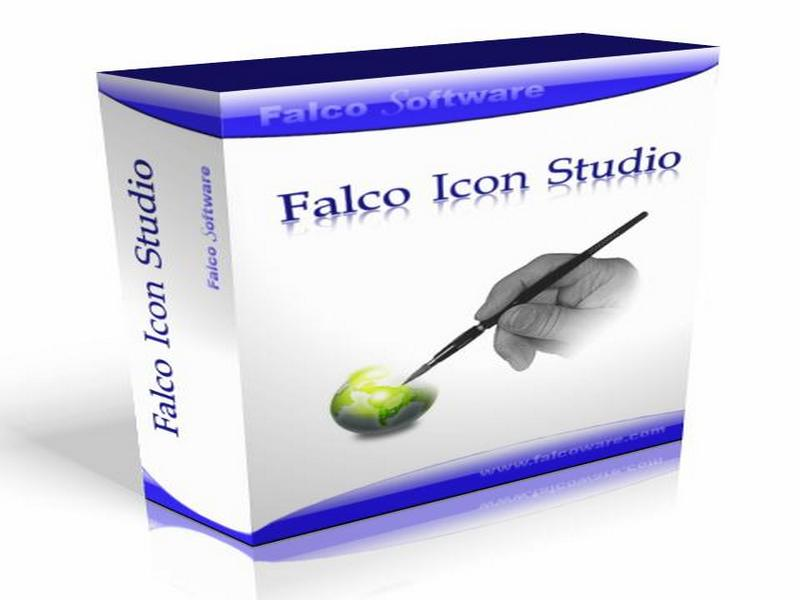 Click to view Falco Icon Studio 9.0 screenshot