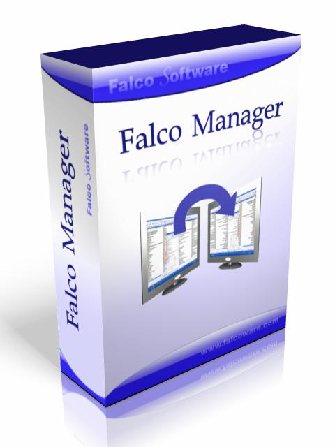 Falco Manager screenshot