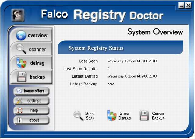 Falco Registry Doctor 6.0