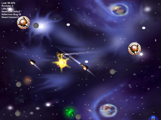 Falco Xonix Screenshot