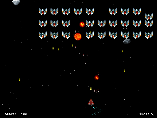 Galaxia Freeware