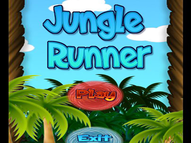 Running in the jungle is a classic, fun, endless runner in the form an arcade ga