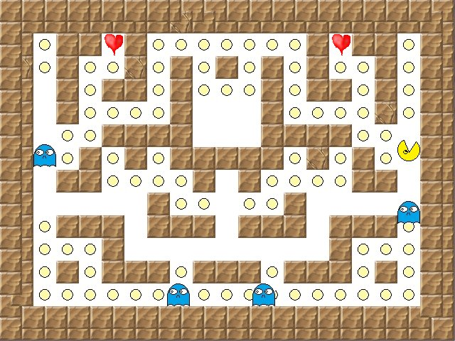 Pacman By Zip screenshot