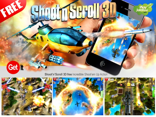 Shoot N Scroll screenshot