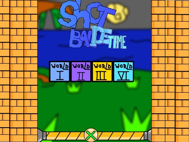 Shot Ball - Arcade shooter with unusual...
