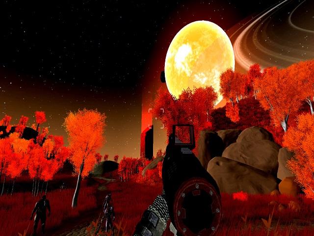 Space Parasites Annihilation Freeware