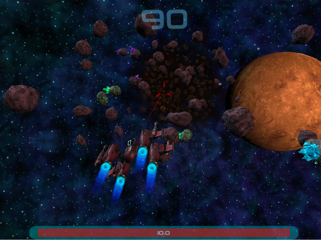 Free download Space Shooter 2