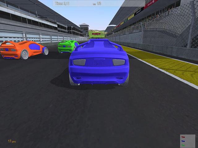 Vechicle Racing