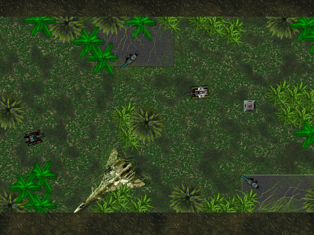 X-tank is a super-weapon able to change the course of the war. versatile Screen Shot