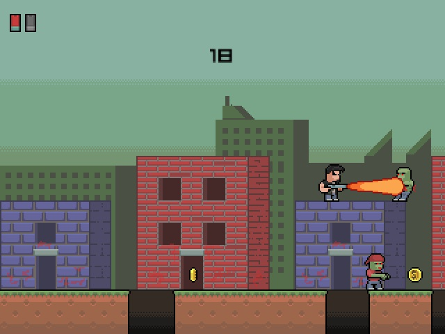 Zombie Run Freeware