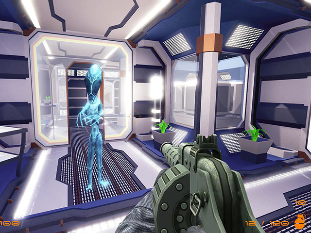 Alien Space Base