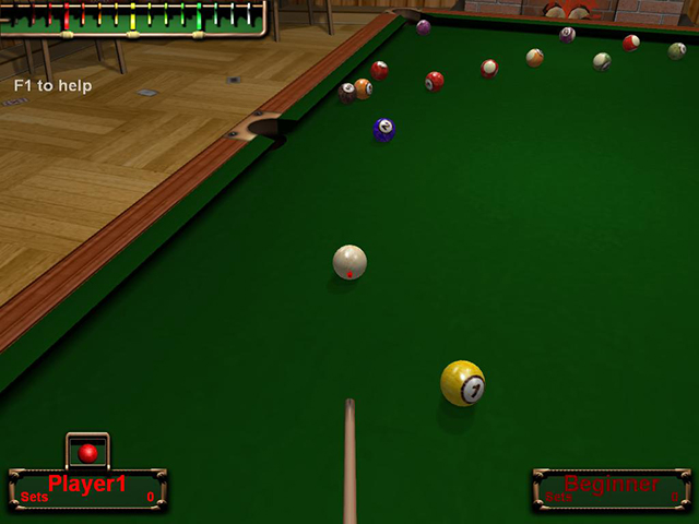 All Billiards screenshot