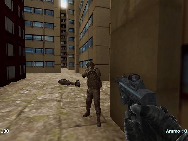 Battle For City screenshot