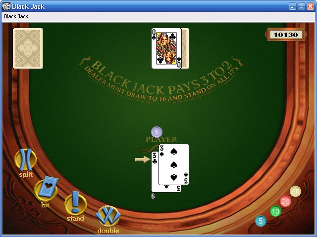 Black Jack Freeware