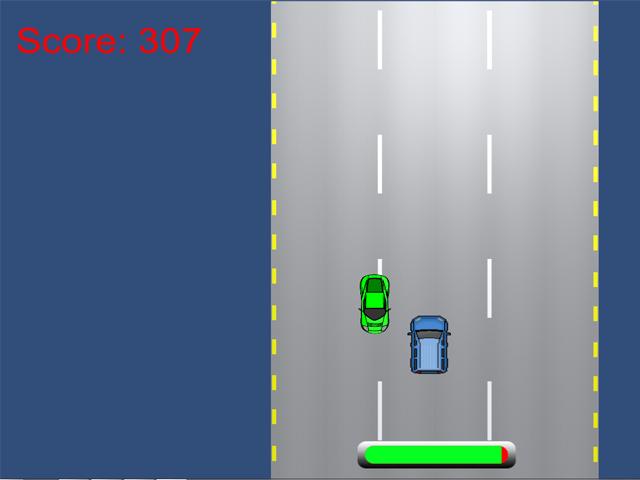 Car On Track