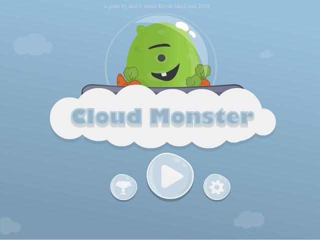 Cloud Monster screenshot