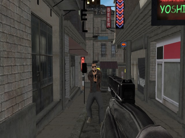 Criminal Wars screenshot