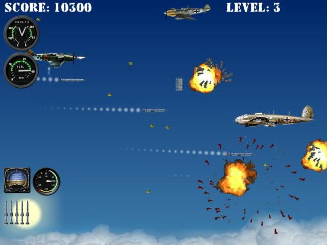 Daring Fighter screenshot
