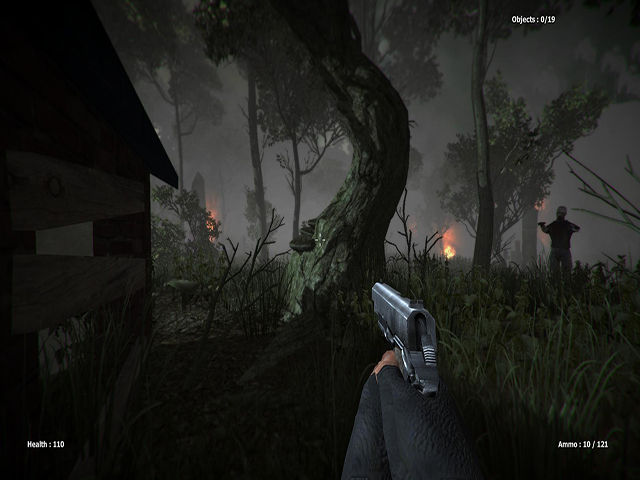 Death Forest screenshot