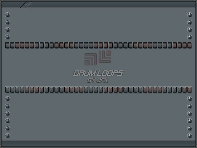 Drum Loops screenshot