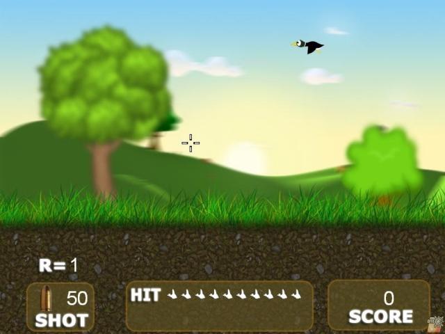 Duck Hunter Reload screenshot
