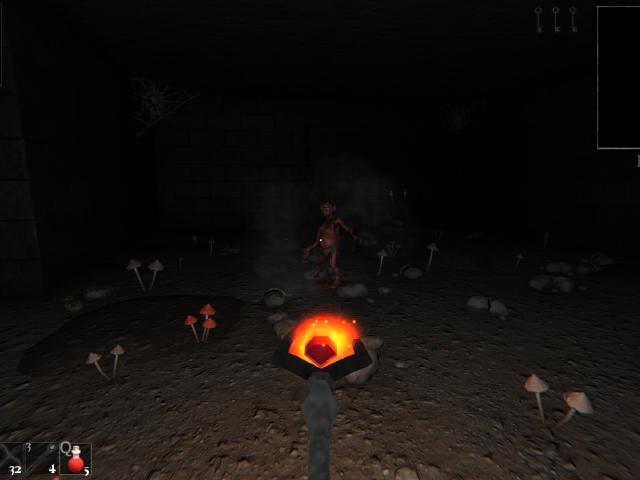 Dungeon Of Dark Shadows 2