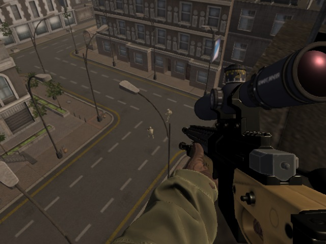 Elite Sniper 4