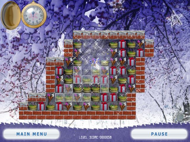 Click to view Falco Christmas Gems 2.4 screenshot