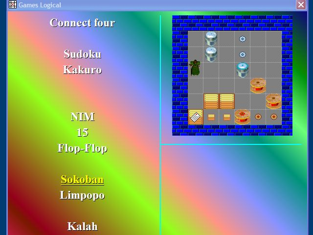 Games Logic screenshot
