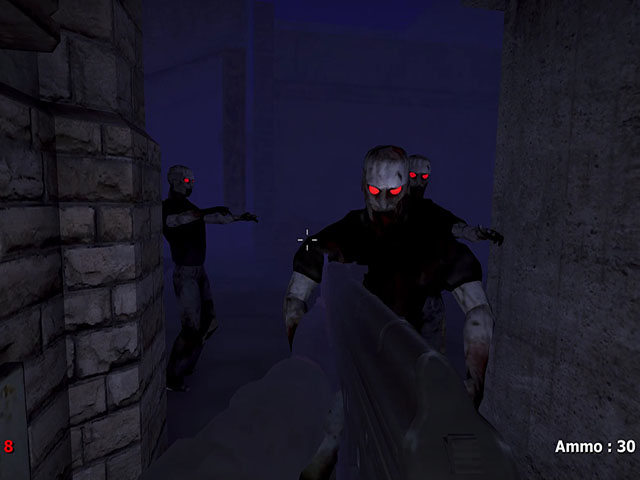 Horror In Ruined City 2