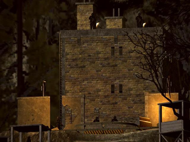 Hunter Of Monsters In The Dark screenshot