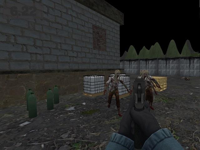 In Zombie City 2