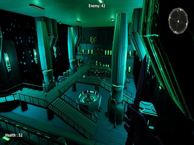 Invader Alien Base Freeware