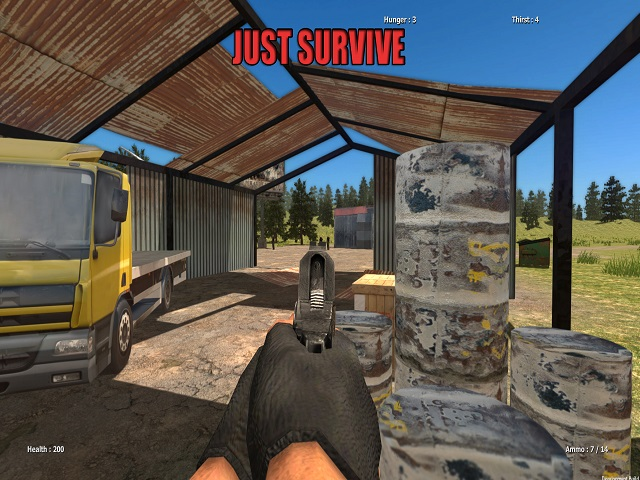 Just Survive screenshot