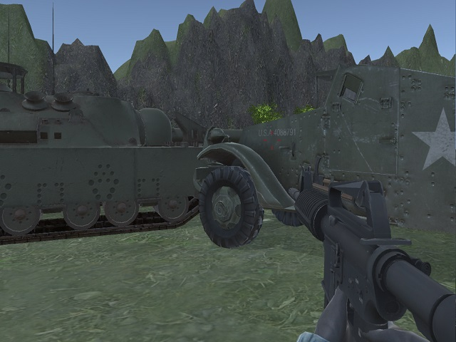 Last Defender Checkpoint