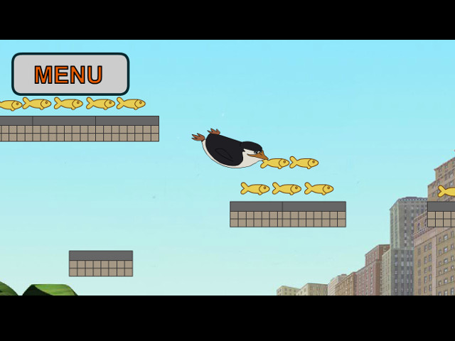 Penguin Dash screenshot