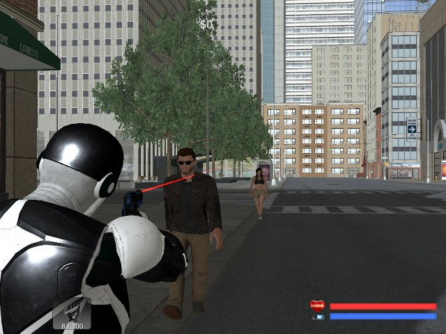 Rise Of The Machine screenshot