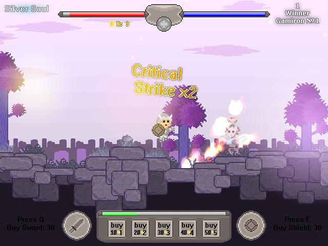 Silver Soul screenshot
