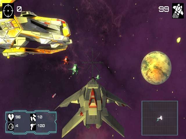 Space Fighters 3D