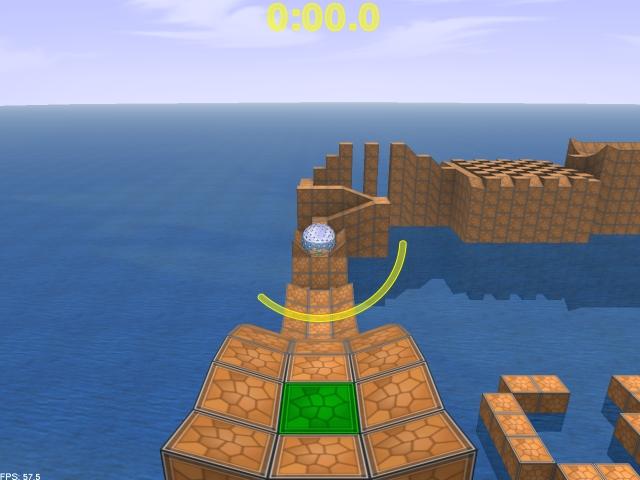 Speed Ball screenshot