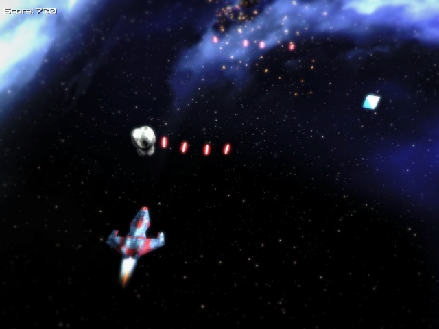 Star Razor screenshot