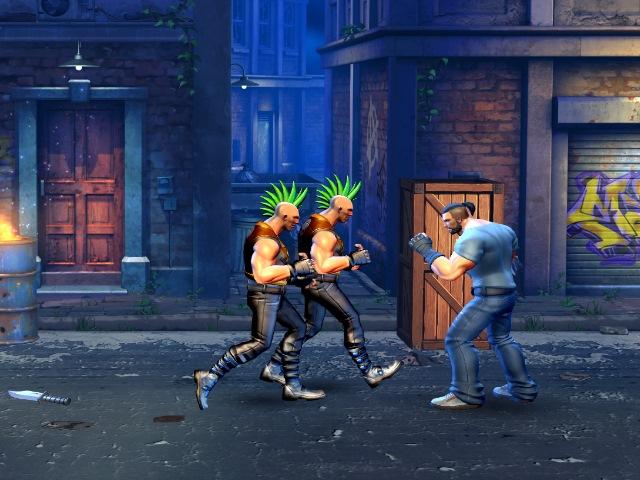 Street Battle