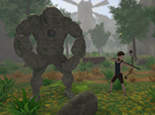 The Boy And The Golem 2