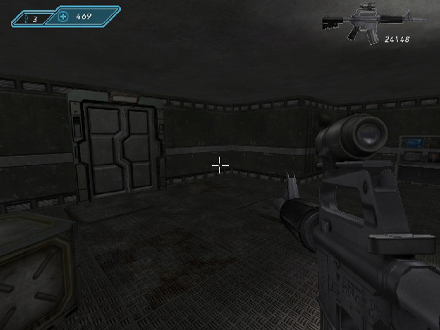 Terror Strike screenshot